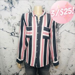 💖3/$25💖 Alexander Jordan Button Down Size XL